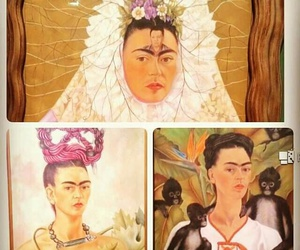 autoestima, Frida Khalo, and mexico image