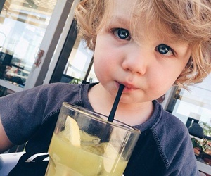 hair, juice, and blonde image