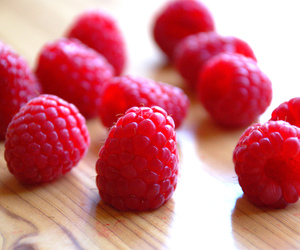 raspberry, berries, and food image