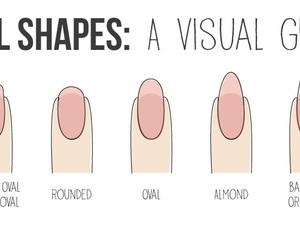 nails and shapes image