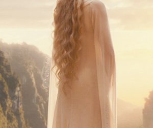 lord of the rings, galadriel, and cate blanchett image