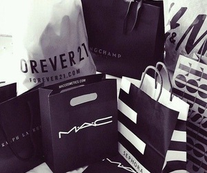 shopping, mac, and sephora image