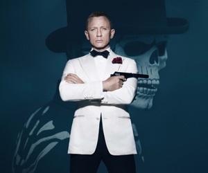 James Bond, daniel craig, and spectre image