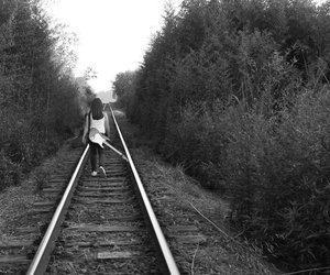 beautiful, photography, and black and white image