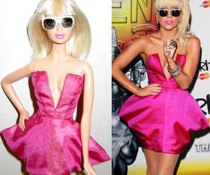 barbie, gaga, and barbie lady gaga image