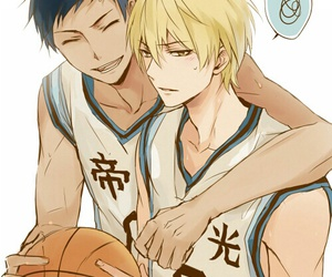 anime, kuroko no basket, and fan art image