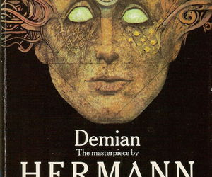 book, hermann hesse, and demian image