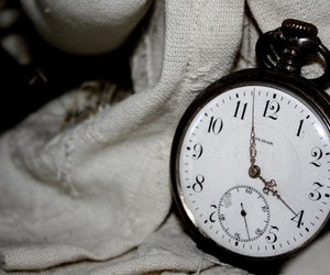 alice in wonderland, clock, and everything image
