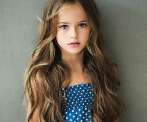 model, kristina pimenova, and hair image