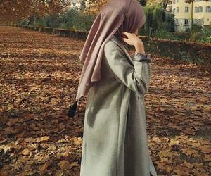 muslim, beauty, and hijab image