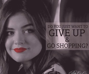 quote, red lips, and aria image