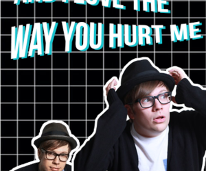 alternative, fall out boy, and iphone wallpaper image