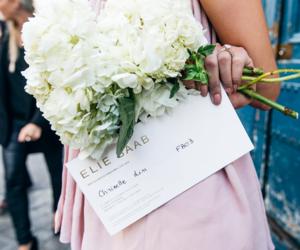 elie saab, flowers, and style image