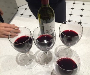 wine, red, and alcohol image