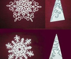 christmas, diy, and Paper image