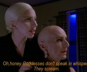 Lady gaga, hotel, and ahs image