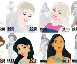 disney, princess, and aurora image