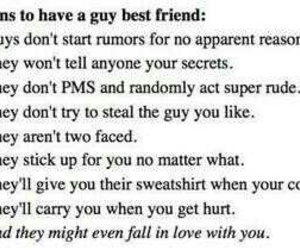 guy, best friends, and friends image