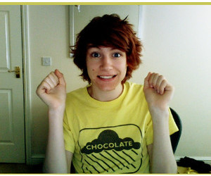 cute, boy, and red hair image