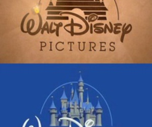 castle, disney, and movies image