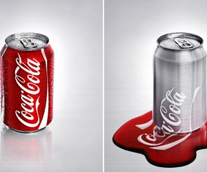coke and red image
