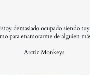 amor and arctic monkeys image