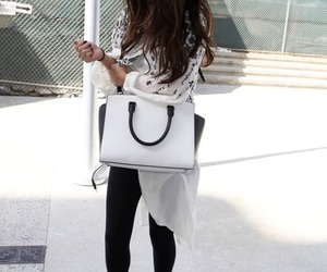 selena gomez, style, and bag image
