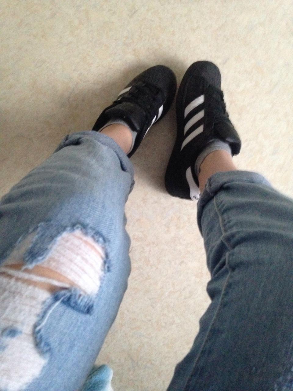 adidas, boyfriend, and fashion image