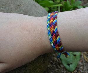 etsy, handmade bracelet, and stocking stuffer image