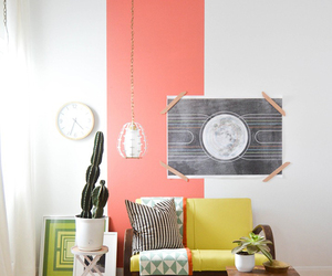 decor, paint, and wall image
