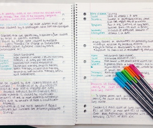 study notes, notespiration, and study motication image
