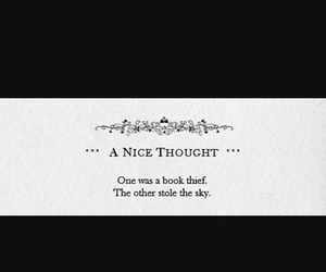 book and the book thief image