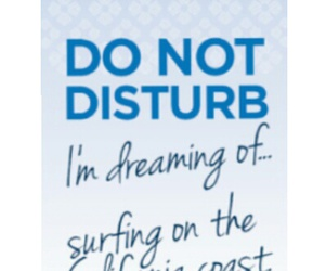 california, do not disturb, and dreaming image