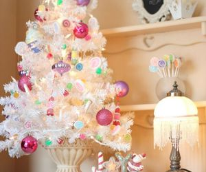 candy, christmas, and ornaments image