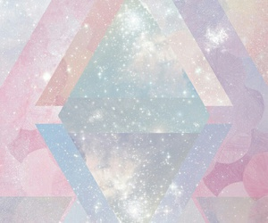 wallpaper, hipster, and pastel image