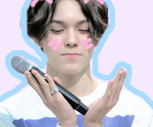 icons, Seventeen, and vernon image