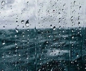 wallpaper, rain, and background image