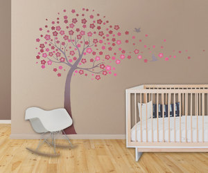 etsy, wall sticker, and Vinyl Decal image
