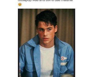 the outsiders, sodapop, and funny image