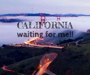 amazing, california, and golden gate image