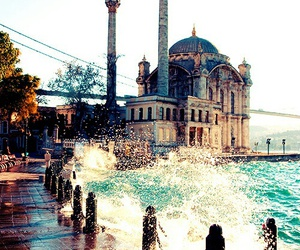 istanbul, turkey, and mosque image