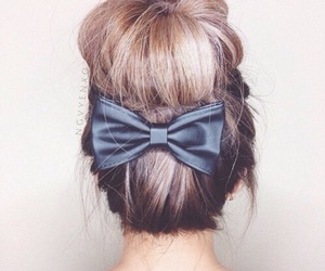 accessories, bun, and dress up image