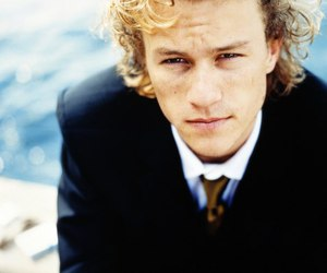 heath ledger, actor, and man image