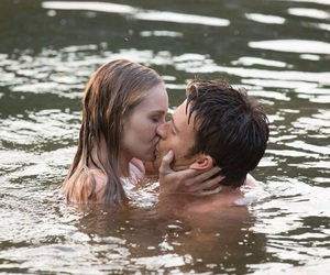 the longest ride and couple image