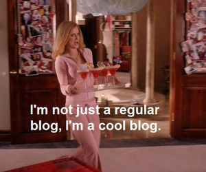 blog, mean girls, and cool image