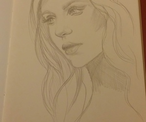art, sketch, and targaryen image