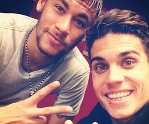 neymar, neymar jr, and marc bartra image