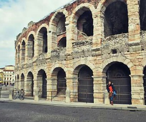 Coliseum, europe, and me image