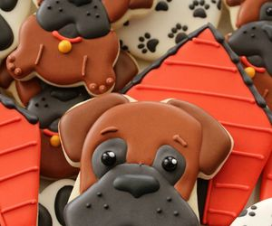 animals, cookie, and Cookies image