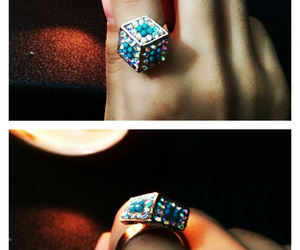 cubes, fashion, and Optical Illusions image